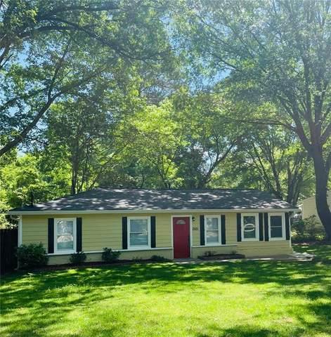 1501 Monteel Drive NW, Atlanta, GA 30318 (MLS #6891681) :: Oliver & Associates Realty
