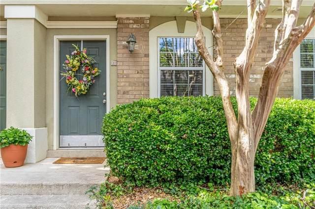 6900 Roswell Road I2, Atlanta, GA 30328 (MLS #6891759) :: Path & Post Real Estate