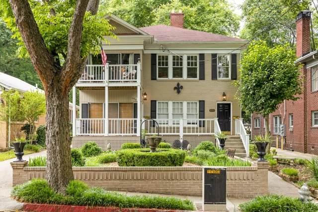 850 Charles Allen Drive NE, Atlanta, GA 30308 (MLS #6891761) :: North Atlanta Home Team