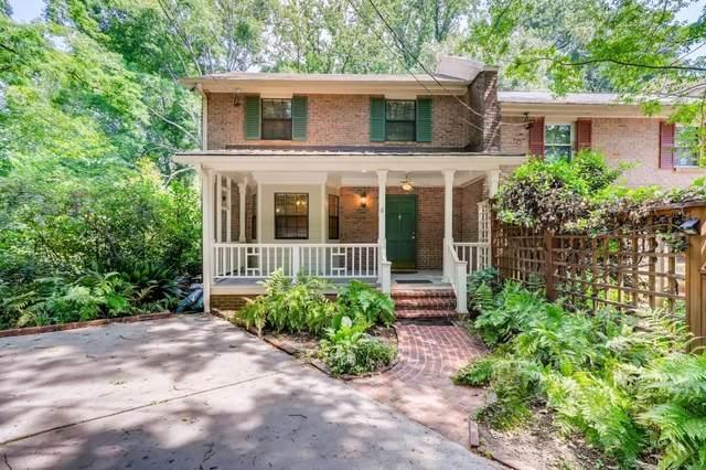 100 Springdale Street S, Decatur, GA 30030 (MLS #6891778) :: Kennesaw Life Real Estate