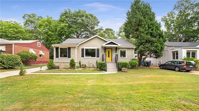 1552 Newton Avenue SE, Atlanta, GA 30316 (MLS #6891788) :: Path & Post Real Estate