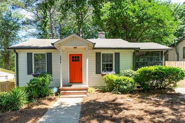 2279 Carver Drive NW, Atlanta, GA 30314 (MLS #6891792) :: Oliver & Associates Realty