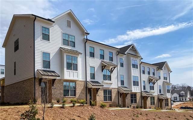 3614 Bounty View #84, Suwanee, GA 30024 (MLS #6891860) :: North Atlanta Home Team