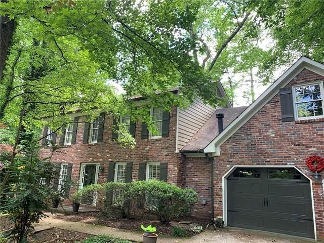 2661 Ravenoaks Place, Marietta, GA 30062 (MLS #6891900) :: North Atlanta Home Team