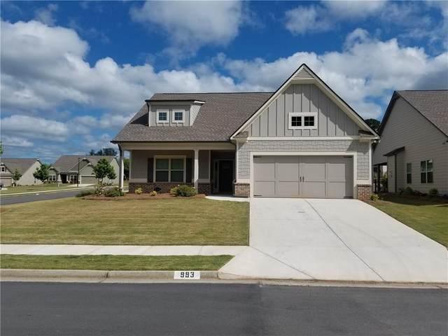 993 High Shoal Drive, Monroe, GA 30655 (MLS #6891916) :: North Atlanta Home Team