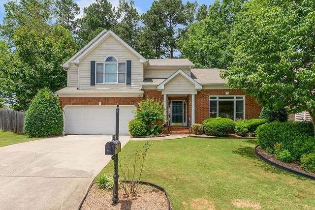 5379 Monarch Pine Lane, Peachtree Corners, GA 30071 (MLS #6891947) :: North Atlanta Home Team