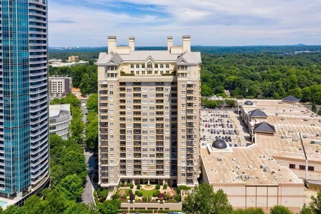 3334 Peachtree Road NE #510, Atlanta, GA 30326 (MLS #6892097) :: RE/MAX Prestige