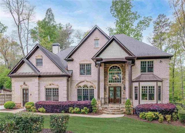 2152 NE Meadowcliff Drive, Atlanta, GA 30345 (MLS #6892107) :: North Atlanta Home Team