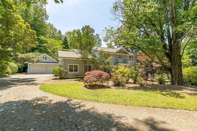 4402 Blackland Drive, Marietta, GA 30067 (MLS #6892113) :: Rock River Realty