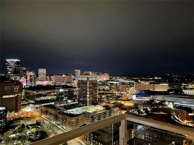 45 Ivan Allen Jr Boulevard NW #2605, Atlanta, GA 30308 (MLS #6892121) :: RE/MAX Prestige