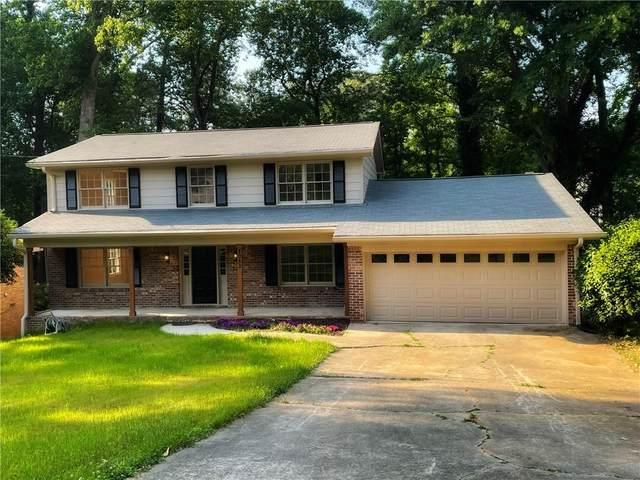 2053 Carthage Road, Tucker, GA 30084 (MLS #6892138) :: Path & Post Real Estate