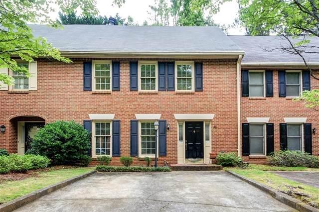 571 Rock Springs Place NE, Atlanta, GA 30306 (MLS #6892149) :: Path & Post Real Estate