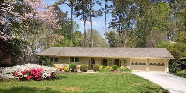 4458 Lashley Drive, Tucker, GA 30084 (MLS #6892151) :: North Atlanta Home Team