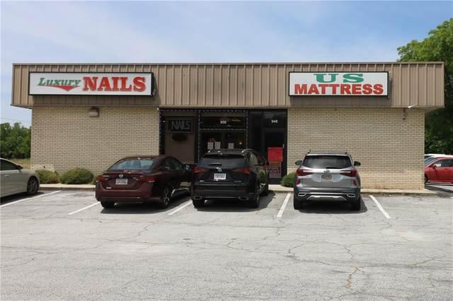 950 Elbert Street, Elberton, GA 30635 (MLS #6892261) :: The Gurley Team
