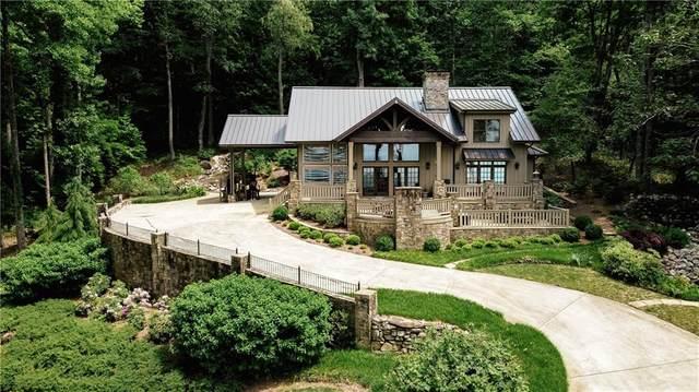 420 Peaceful Path, Ellijay, GA 30536 (MLS #6892297) :: RE/MAX Paramount Properties