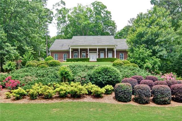 1604 Wimbledon Drive NW, Kennesaw, GA 30144 (MLS #6892298) :: Path & Post Real Estate