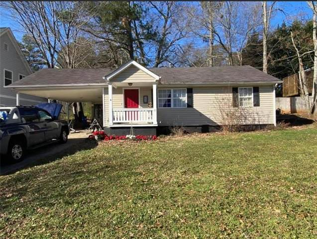 135 Mountain View Road NW, Marietta, GA 30064 (MLS #6892311) :: North Atlanta Home Team