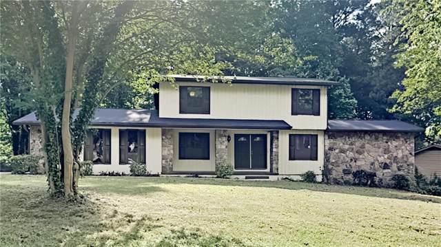 1681 Pineford Court, Stone Mountain, GA 30088 (MLS #6892330) :: 515 Life Real Estate Company