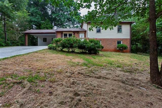 182 Bethesda Church Road, Lawrenceville, GA 30044 (MLS #6892364) :: The Heyl Group at Keller Williams