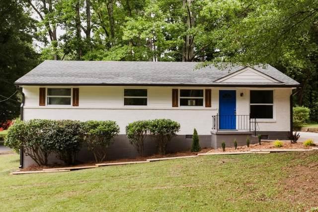 2582 Westchester Drive, East Point, GA 30344 (MLS #6892389) :: North Atlanta Home Team