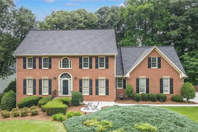 1703 Barrington Circle, Marietta, GA 30062 (MLS #6892390) :: Kennesaw Life Real Estate
