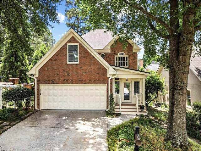 1123 Longwood Trace, Atlanta, GA 30324 (MLS #6892396) :: North Atlanta Home Team