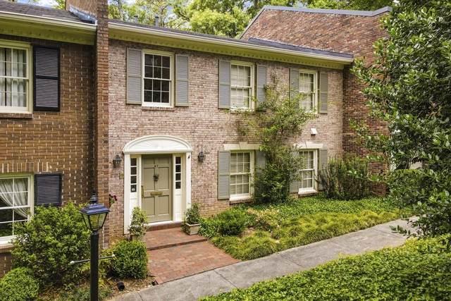 3050 Margaret Mitchell Drive #47, Atlanta, GA 30327 (MLS #6892400) :: Path & Post Real Estate