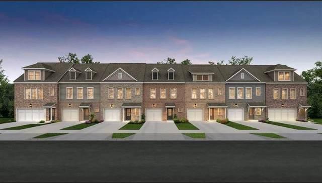 271 Mahone Drive #29, Lilburn, GA 30047 (MLS #6892403) :: North Atlanta Home Team