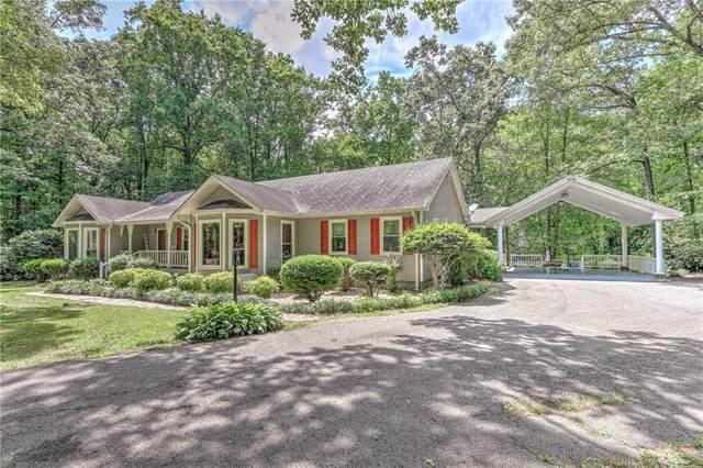 298 Uly White Road, Hartwell, GA 30643 (MLS #6892413) :: North Atlanta Home Team