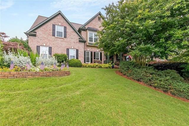 5610 Hedge Brooke Lane NW, Acworth, GA 30101 (MLS #6892425) :: North Atlanta Home Team
