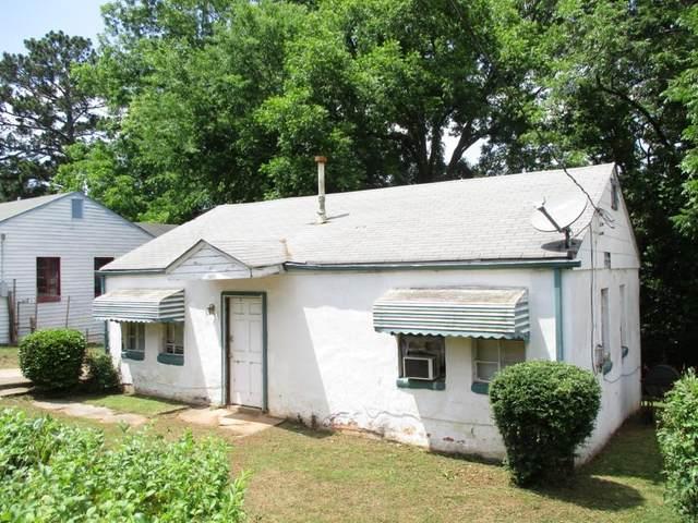 253 Taft Street SW, Atlanta, GA 30315 (MLS #6892435) :: The Huffaker Group