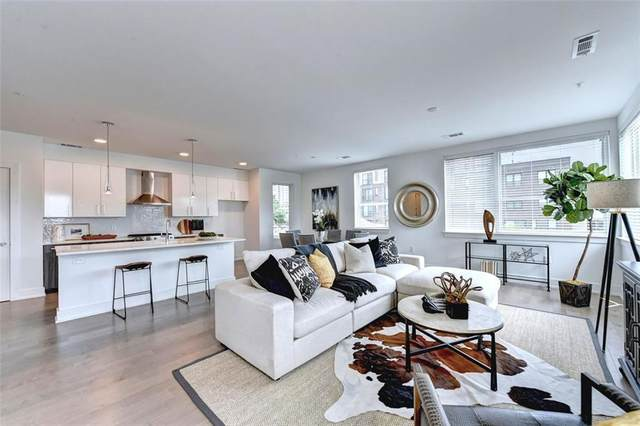 775 Juniper Street NE #401, Atlanta, GA 30308 (MLS #6892443) :: AlpharettaZen Expert Home Advisors
