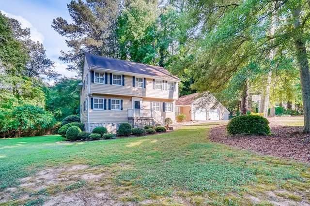 5515 Bend Creek Road, Dunwoody, GA 30338 (MLS #6892448) :: North Atlanta Home Team