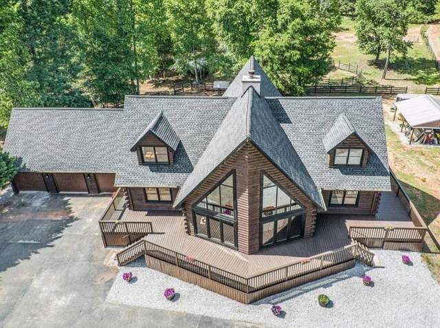 5752 Highway 362 W, Williamson, GA 30292 (MLS #6892480) :: RE/MAX Paramount Properties