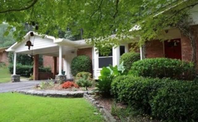 1866 Wildwood Place NE, Atlanta, GA 30324 (MLS #6892482) :: Dillard and Company Realty Group