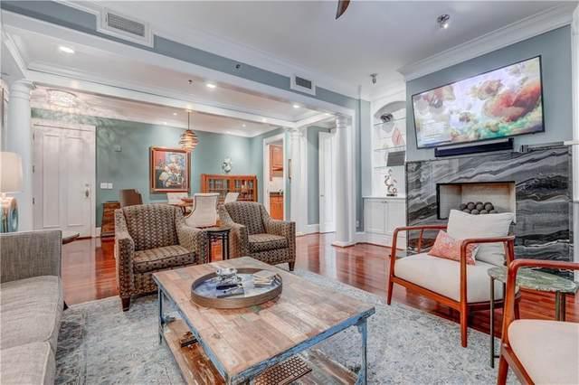 77 Peachtree Place NE #301, Atlanta, GA 30309 (MLS #6892500) :: RE/MAX Prestige