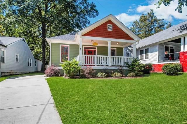 549 Ontario Avenue SW, Atlanta, GA 30310 (MLS #6892514) :: 515 Life Real Estate Company