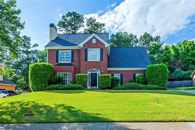 3860 Cherry Ridge Walk, Suwanee, GA 30024 (MLS #6892586) :: North Atlanta Home Team