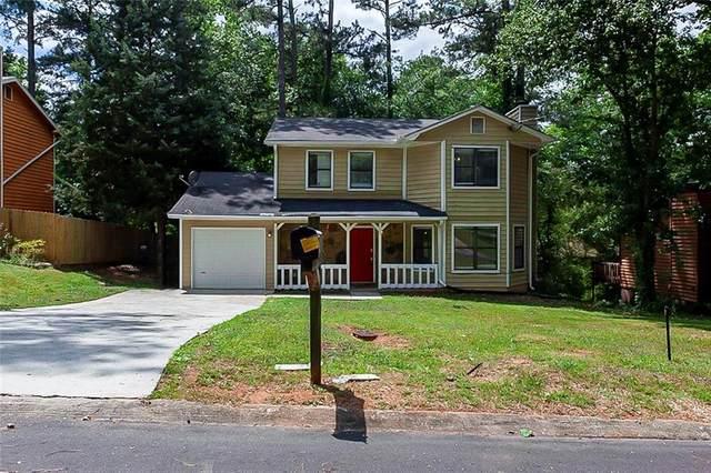 5292 Mountain Village Court, Stone Mountain, GA 30083 (MLS #6892604) :: The Zac Team @ RE/MAX Metro Atlanta