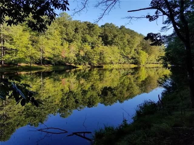 00 Beaver Ridge Road, Jasper, GA 30143 (MLS #6892634) :: Dawn & Amy Real Estate Team