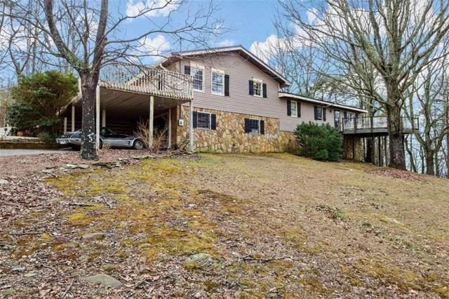 283 Talcmine Drive, Canton, GA 30114 (MLS #6892637) :: Path & Post Real Estate