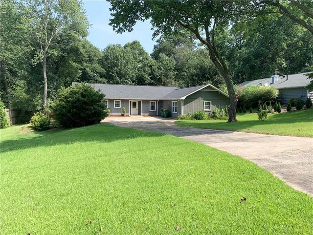 2071 Shadowwood Drive, Marietta, GA 30066 (MLS #6892651) :: North Atlanta Home Team