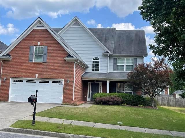 979 Park Knoll Court, Lawrenceville, GA 30043 (MLS #6892655) :: North Atlanta Home Team