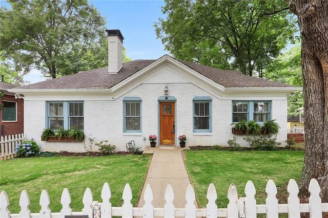 922 E Ponce De Leon Avenue, Decatur, GA 30030 (MLS #6892720) :: Kennesaw Life Real Estate