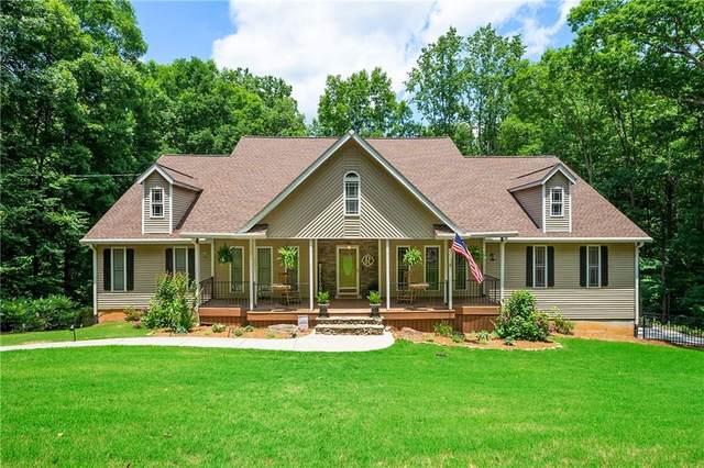 1841 Winding Creek Lane SW, Marietta, GA 30064 (MLS #6892749) :: RE/MAX Prestige