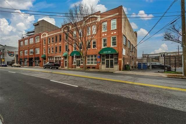 342 Marietta Street NW #7, Atlanta, GA 30313 (MLS #6892771) :: RE/MAX Prestige