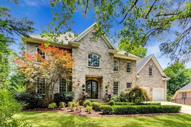 3527 Simpson Farm Drive SE, Smyrna, GA 30080 (MLS #6892812) :: North Atlanta Home Team