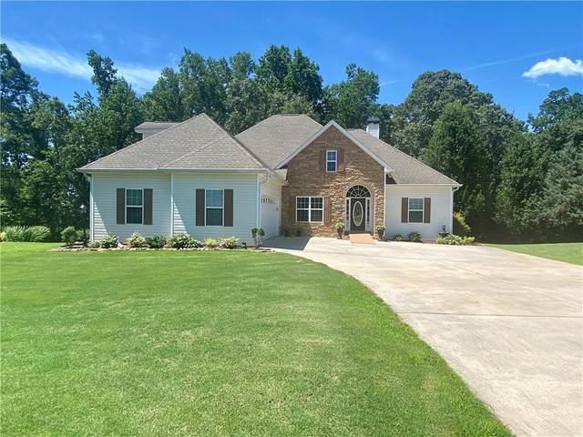120 Nestlebrooke Drive, Dawsonville, GA 30534 (MLS #6892832) :: North Atlanta Home Team