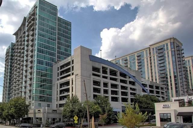 250 Pharr Road NE #214, Atlanta, GA 30305 (MLS #6892840) :: The Hinsons - Mike Hinson & Harriet Hinson