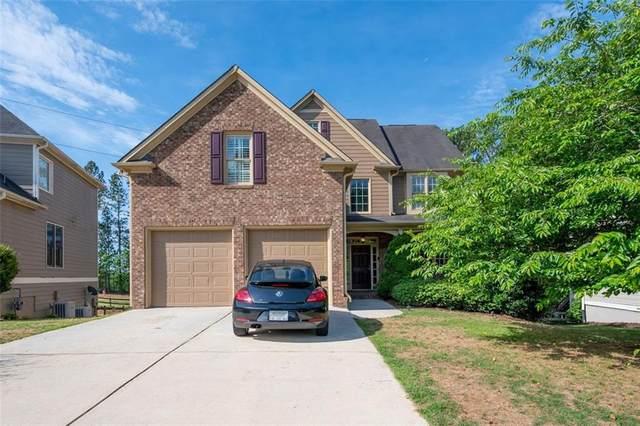 650 Bentleaf Drive, Dallas, GA 30132 (MLS #6892874) :: Kennesaw Life Real Estate